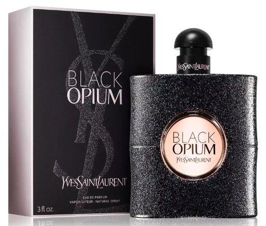 Yves Saint Laurent Black Opium Perfumy damskie EDP 90ml. NAJTANIEJ