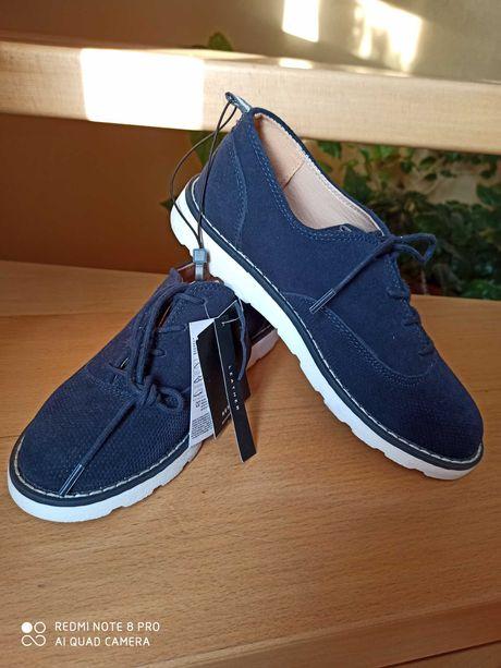 Туфлі для хлопчика Resserved -34р.