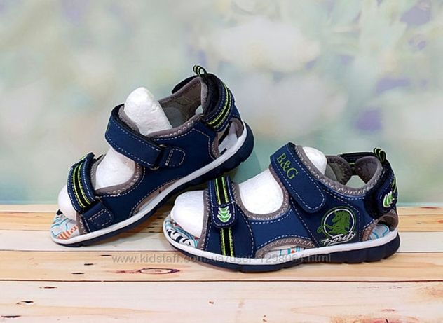 Босоножки, сандалии B&G