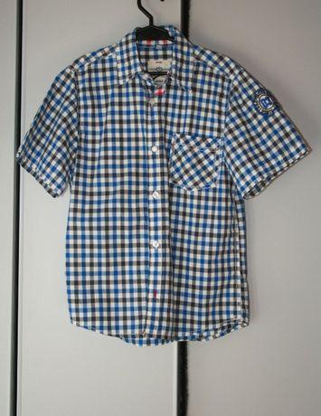 Koszula C&A z krótkim rękawem Rozm. 134/140
