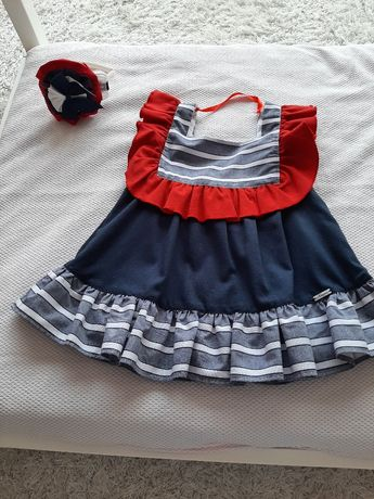 Vestido Miranda 2 anos