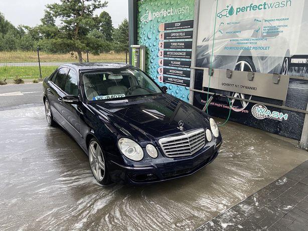 Mercedes W211 E320/Zamiana ML 2G