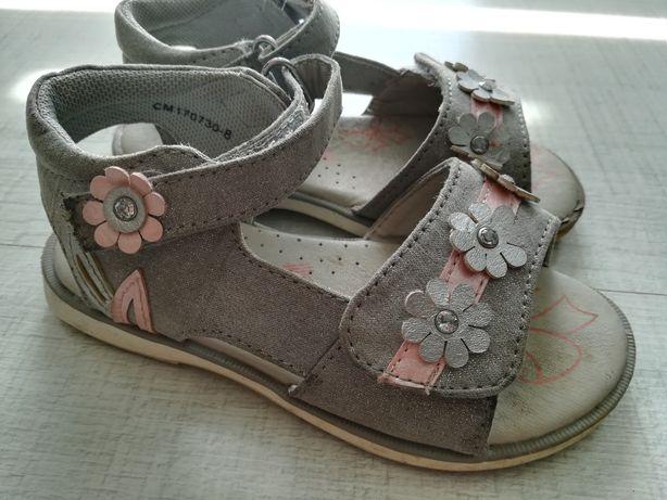 Sandały 25 sandałki letnie na rzepy