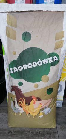 DJ Nioska ZAGRODÓWKA Ekoplon kruszonka pasza dla niosek