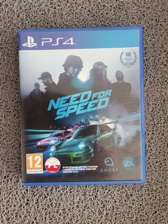 "Gra PS4 ""Need for Speed"""