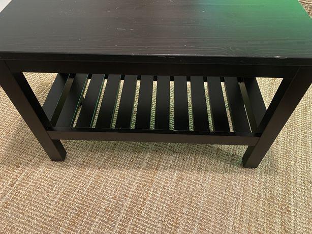 Mesa Ikea de apoio/TV/sapateira/arrumação