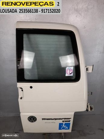Porta Trás Dto Volkswagen Transporter Iv Caixa (70A, 70H, 7Da, 7Dh)