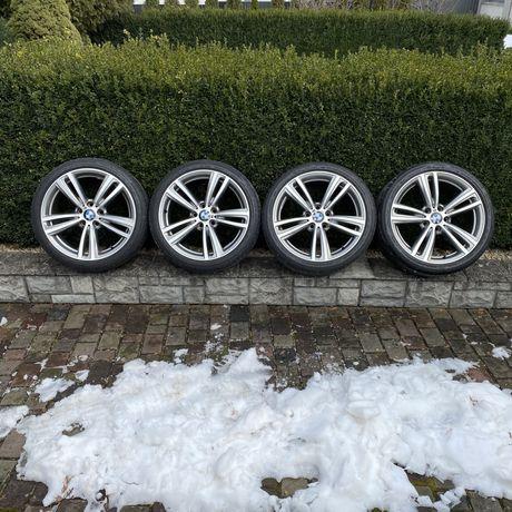 Диски колеса BMW M, r19, 442 стиль, разноширокие