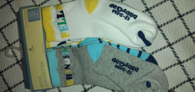 Носки детские GAP из США