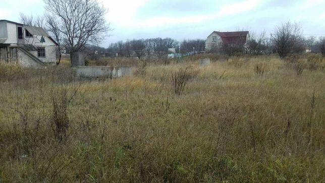Продам зем. ділянку під забудову біля смт. Баришівка