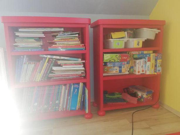 Komplet mebli z serii Mamut IKEA. 2 elementy. Jak nowe!
