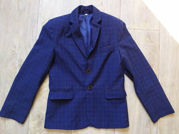 Школьный пиджак форма мальчику 134
