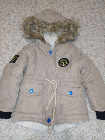 Парка, куртка 3-4 года