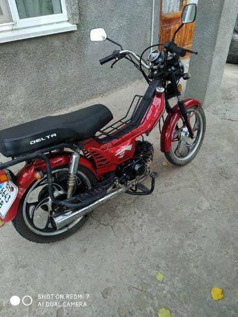 Продам мотоцикл MUSSTANG (ДЕЛЬТА) объёмом 107 см3