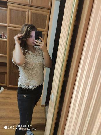 Блузка рубашка блуза кофта