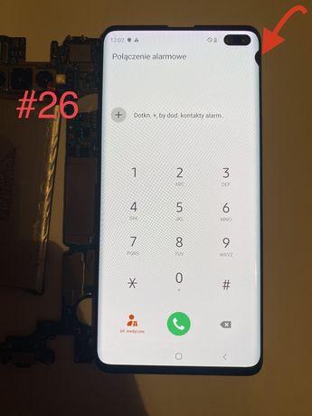 Oryginlany Wyświetlacz Samsung s10 plus ! Z wadą ! #26