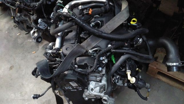 motor citroen jumpy 2.0hdi rhk 2008
