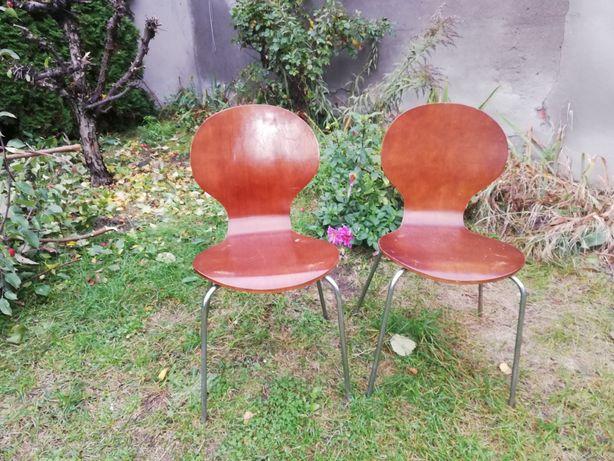 Krzesło Gieta Sklejka Giete Oparcie 2szt.