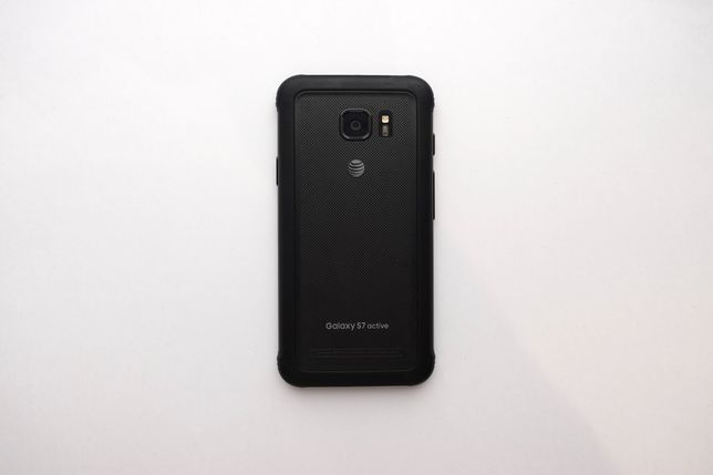 Samsung Galaxy s7 Active 32Gb SM-G891A Titanium Gray (#1800)
