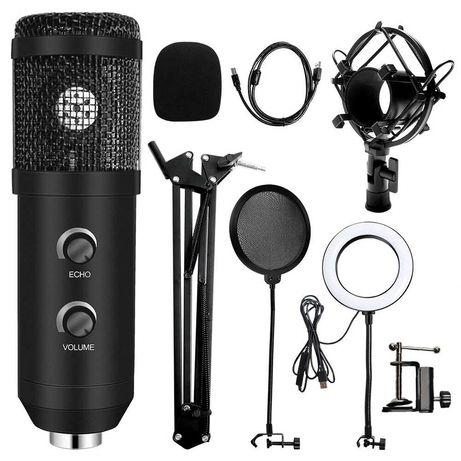 Набор Новый Студийный профессиональный конденсаторный микрофон