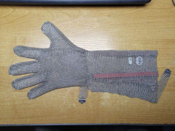 Okazja Rękawica masarska antyprzecięciowa metalowa