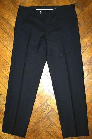 Продам Мужские чёрные брюки Strellson premium, тонкая шерсть. Швейцари