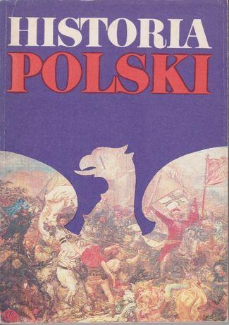 Historia polski w 4 tomach