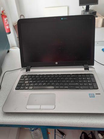 Portátil HP Probook 450 G3 i3 6100 8GB disco 120GB ssd m2 win 10 pro