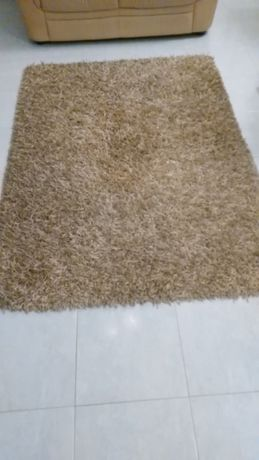 Carpete de fio de poliéster felpudo