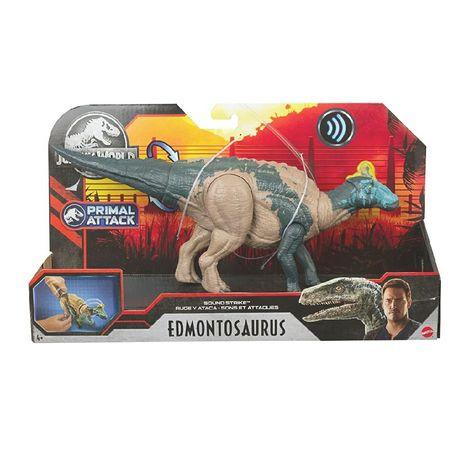Jurassic world enmontosaurus едмонтозавр динозавр