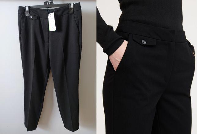 NOWE Spodnie czarne 40 L Reserved od 49 zł z KW! (lub ZESTAW)