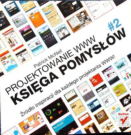 Projektowanie www Księga pomysłów - Patrick McNeil