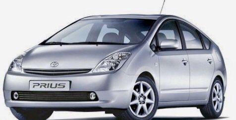 Toyota Prius 20 (запчастини)