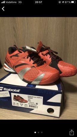 Продам кроссовки Babolar производства Франция,новые,