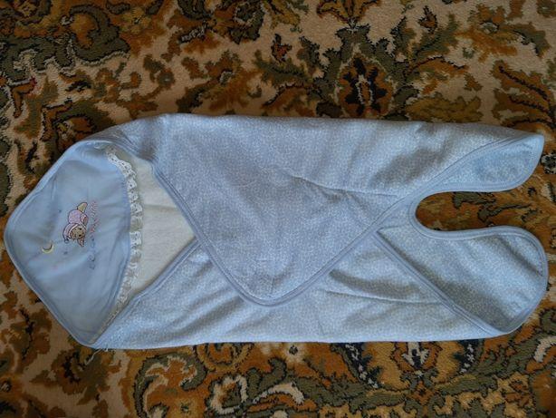 Вкладыш для новорождённых в коляску/автокресло для новор