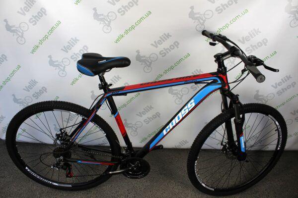 Велосипед 29 кросс Хантер найнер алюминий