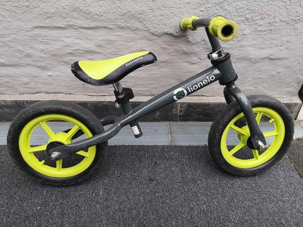 rowerek biegowy + hulajnoga