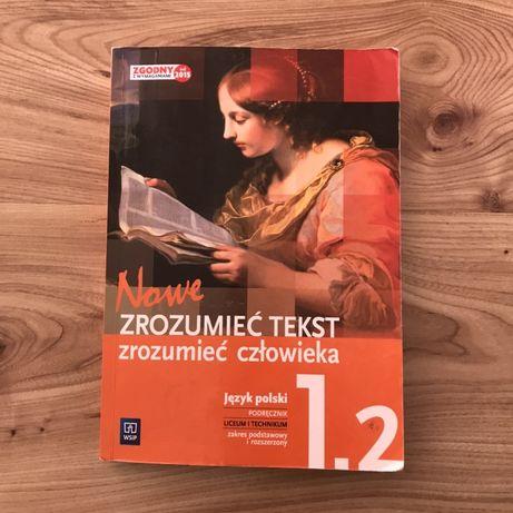 Zrozumieć tekst, zrozumieć człowieka- podręcznik do j. polskiego
