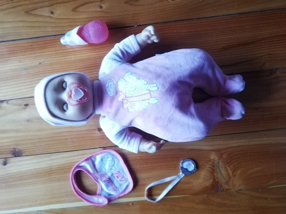 Lalka Baby Annabell 794999 interaktywna 43cm Żywiec - image 1