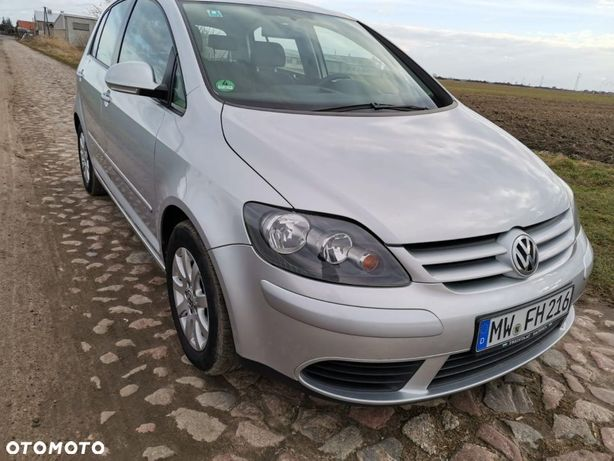 Volkswagen Golf Plus 1.6 6 biegów Klima elektryka Alu ładny z...
