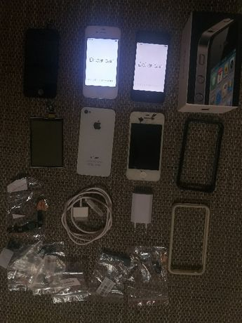 3X iPhone 4 +++ extras