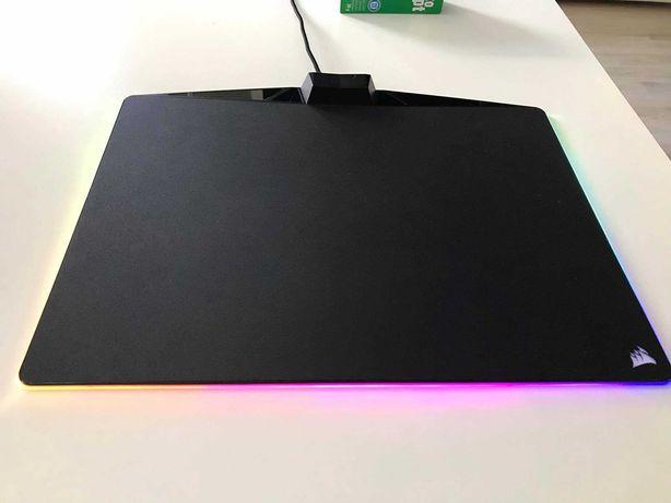 Podkładka pod mysz Corsair MM800 RGB Polaris podświetlana
