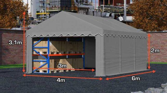 Namiot magazynowy  4x6