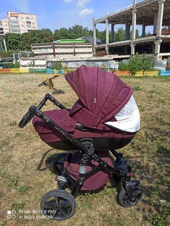 Дитяча коляска Riko Bruno Natural