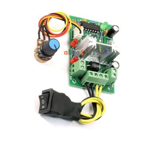 Variador, controlador de velocidade rotação de motor