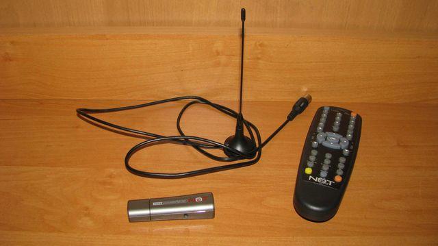 Tuner telewizji cyfrowej NotOnlyTV LV5TDelux DVB-T HD USB Radio