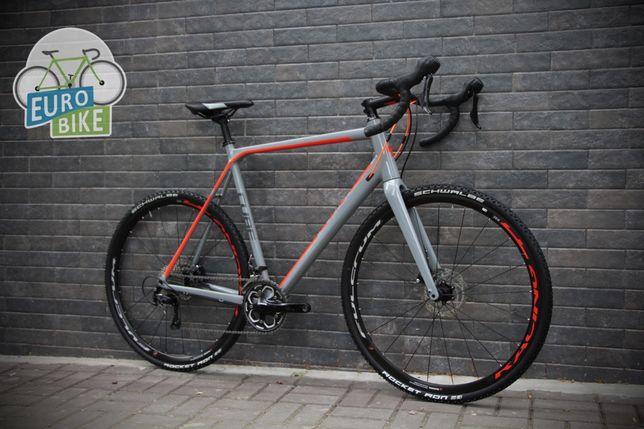 Циклокроссовый велосипед Cube Cross Race specialized gravel canyon gt