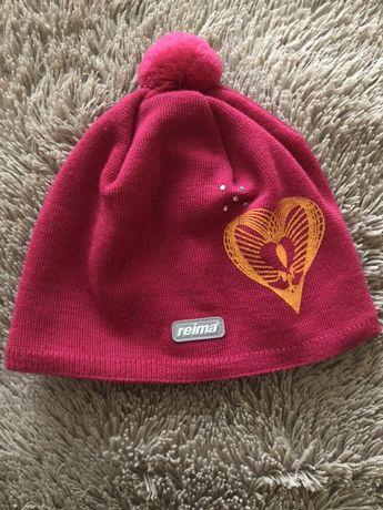 Reima новая шапка размер 56