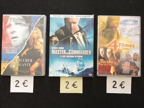 DVD's / Filmes / Vídeos TOP