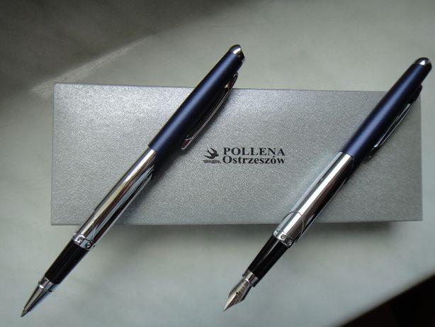 Zestaw prezentowy pióro wieczne + długopis Iridium Point Germany